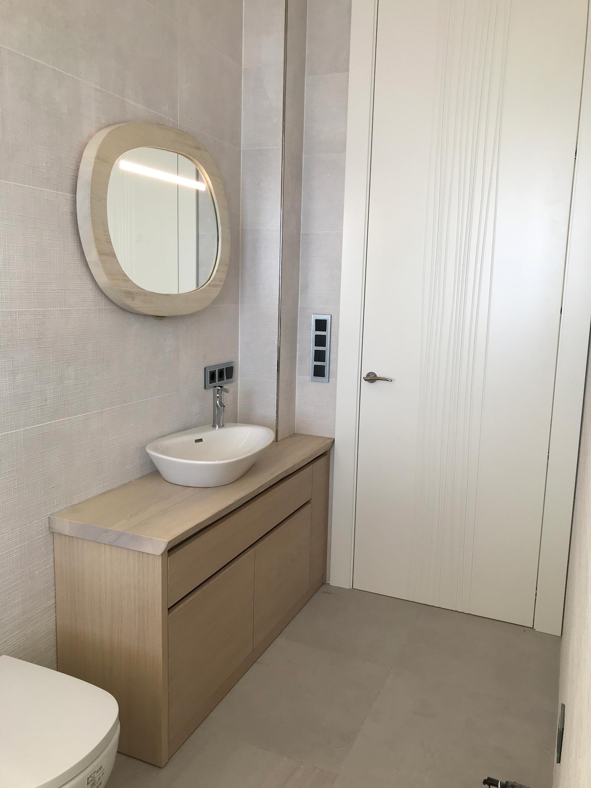 Empresas fabrica fabricacion cuartos bano aseos a medida valencia castellon alicante 4 muebles - Muebles bano castellon ...