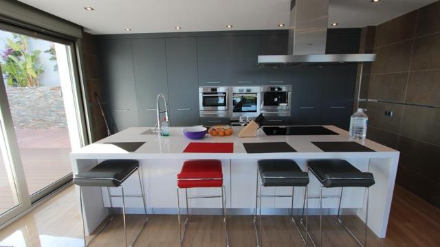 Fabricacion fabrica cocinas a medida valencia 10 muebles - Fabrica cocinas ...