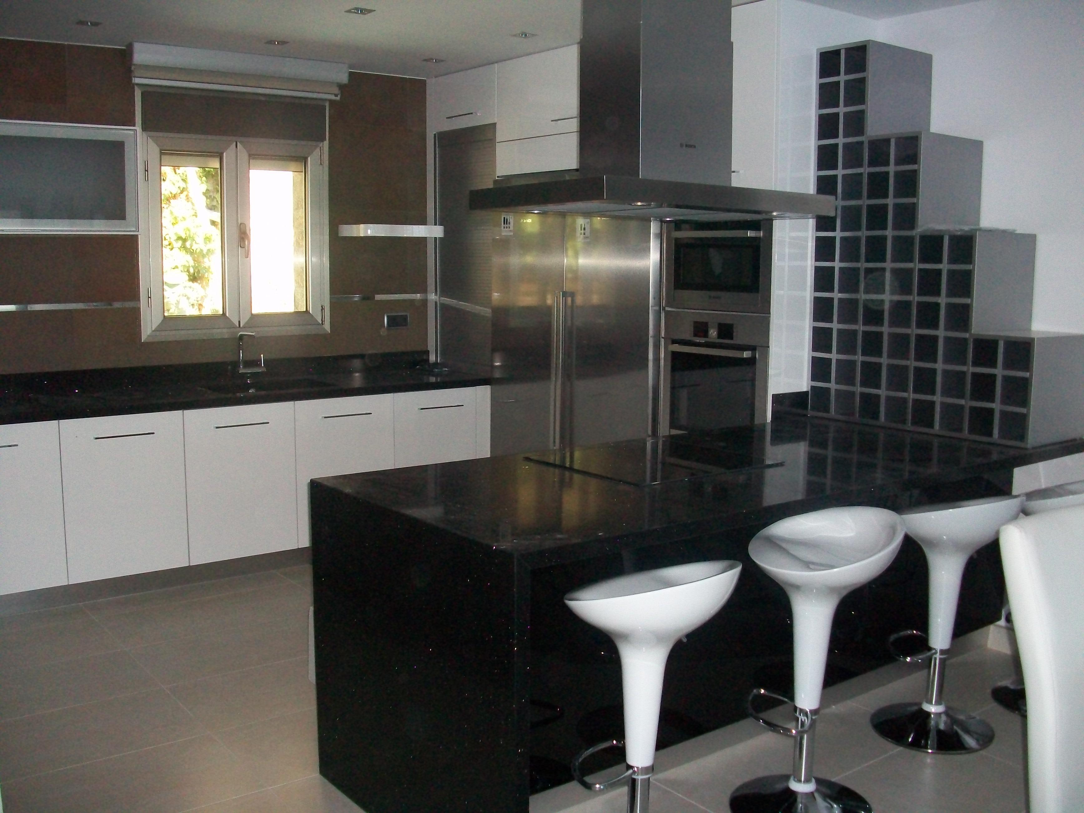Fabricacion fabrica cocinas a medida valencia 7 muebles - Cocinas a medida ...