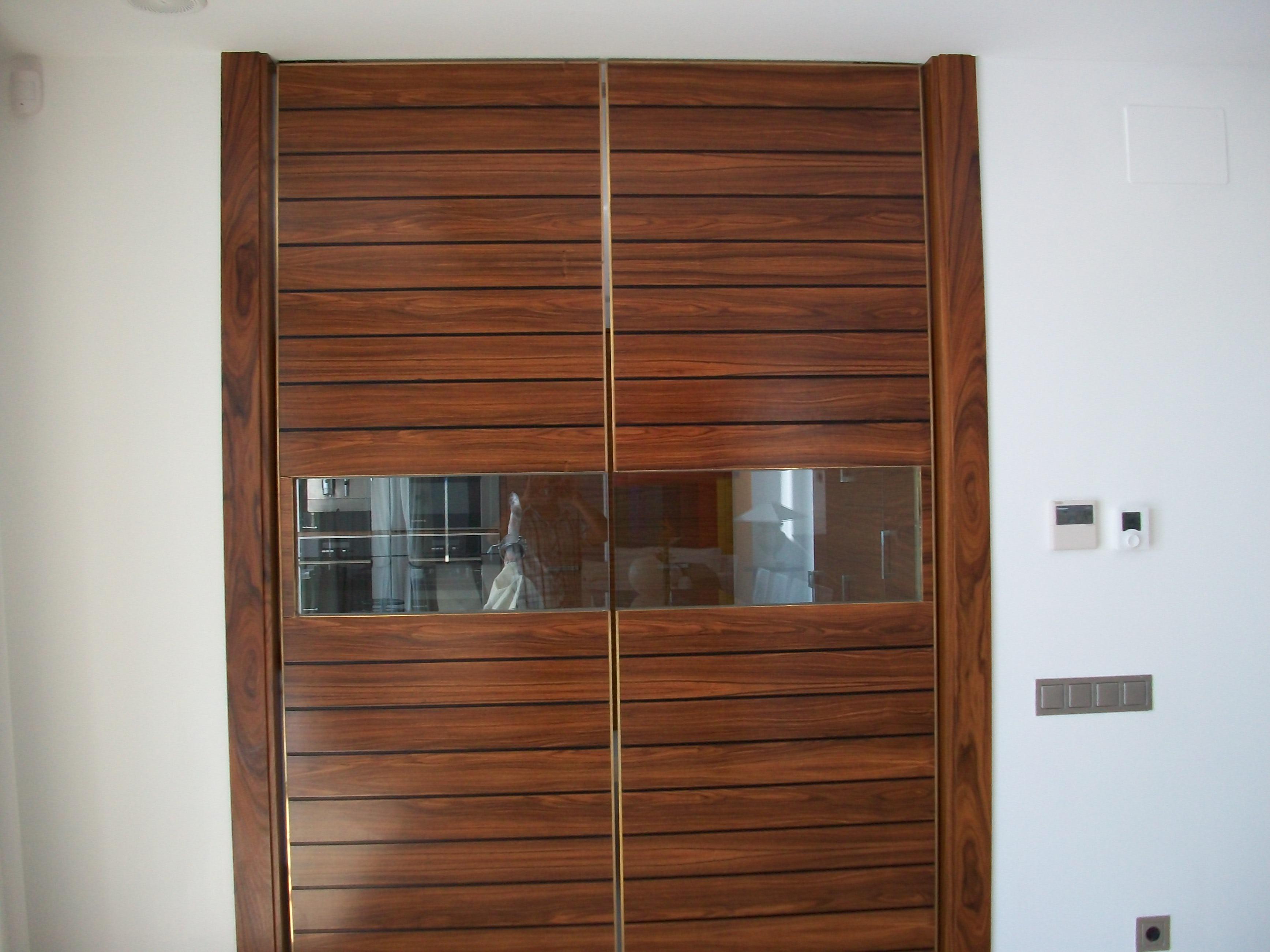 Fabricacion fabrica puertas de paso interior a medida - Medidas puertas interior ...