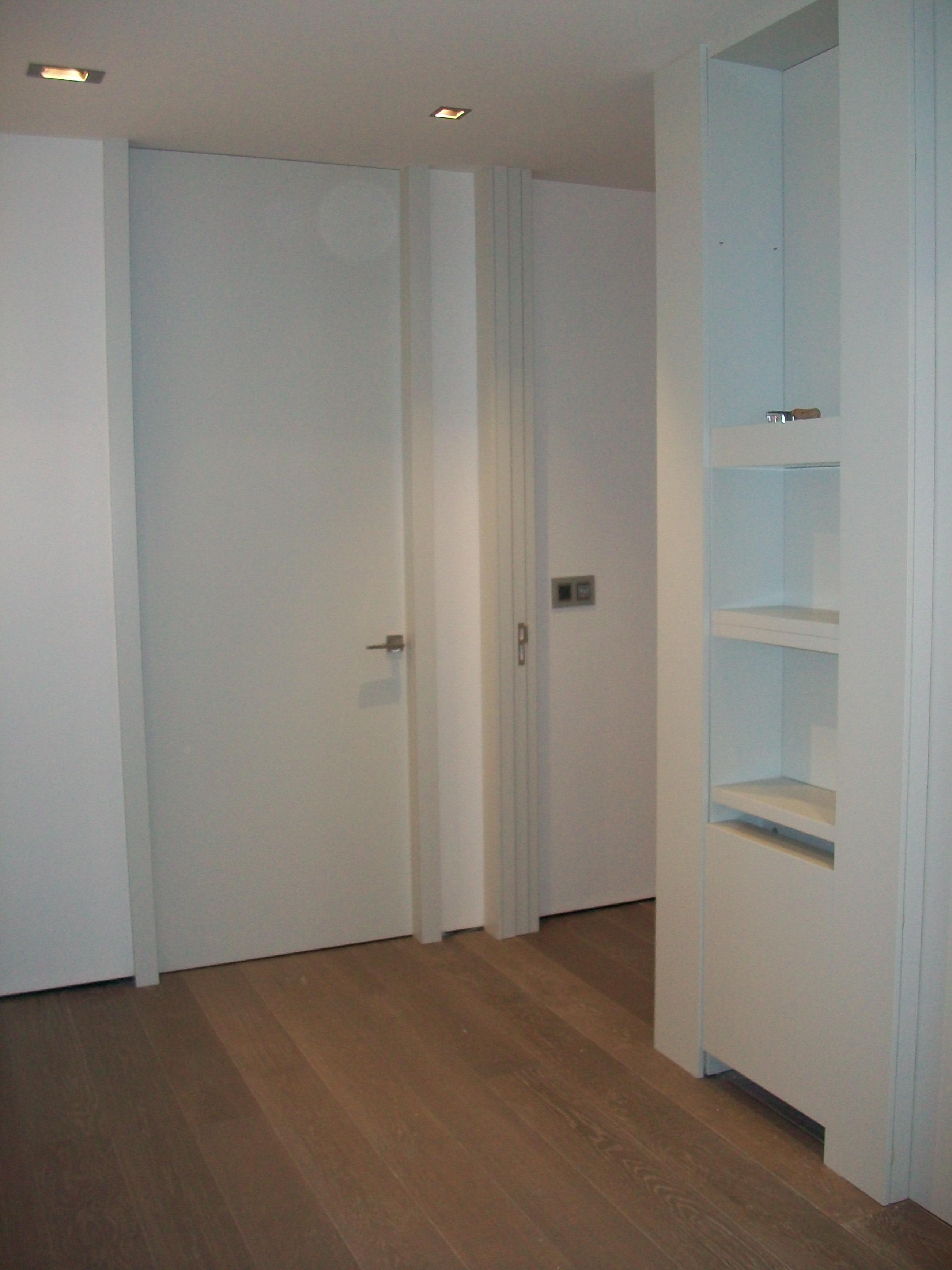 Fabricacion fabrica puertas de paso interior a medida valencia 5 muebles a medida en valencia - Medidas de puertas de interior ...