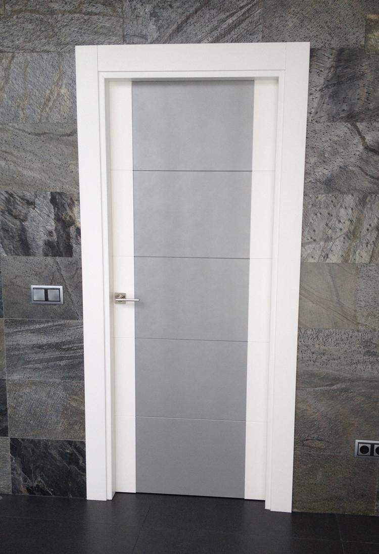 F brica de puertas de madera a medida en valencia desde for Puertas de paso segunda mano